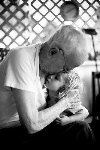 te quiero abuelo